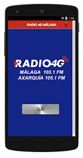 Radio 4G Málaga- screenshot thumbnail