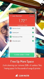 Clean Master (Speed Booster) v5.9.0 build 50901061