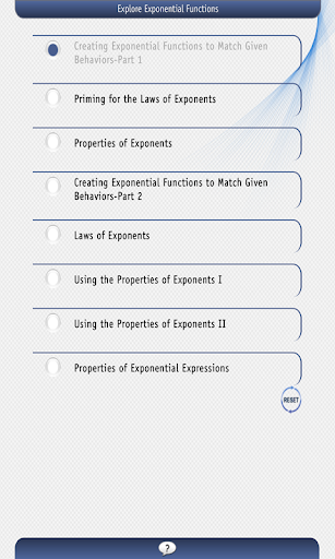 Explore Exponential Functions