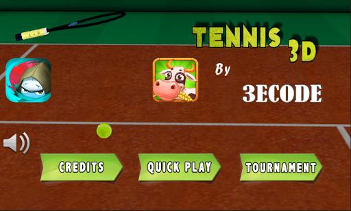 Play Super Tennis 3D