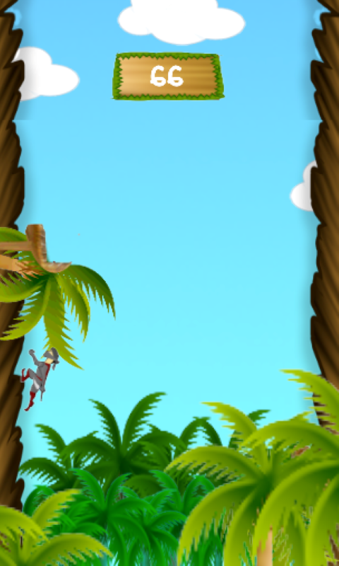 Jungle Jump - screenshot