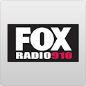 FOX Radio 910 logo