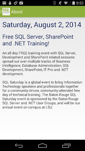 SQL Saturday Baton Rouge 324