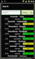 Screenshot of RailTrack train map