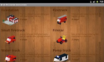 Screenshot of Fire station click-clack