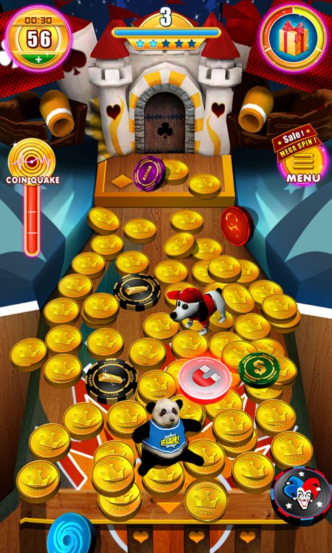 Coin Party: Carnival Pusher- screenshot
