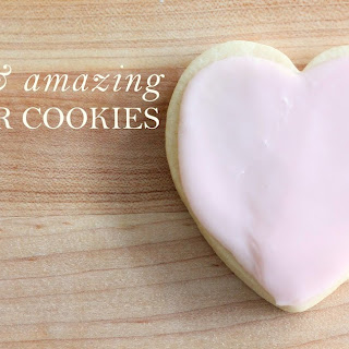 Easy & Amazing Sugar Cookies Recipe