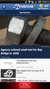 ABC7 News San Francisco - screenshot thumbnail
