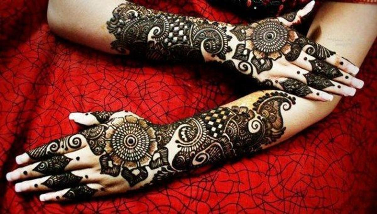 Mehndi design 2017 app download - Mehndi Designs Screenshot
