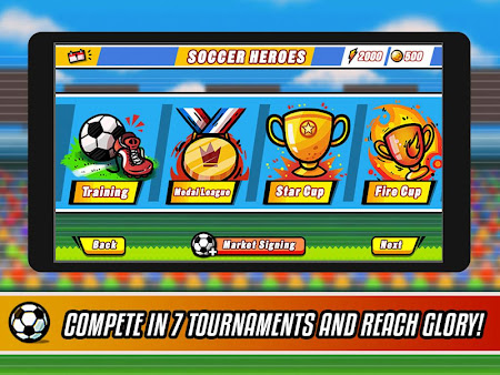 Soccer Heroes RPG 1.1.0 screenshot 38021