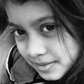 Black&white  by TANVEER Ali - Babies & Children Child Portraits