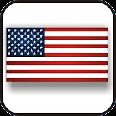 American Flag doo-dad