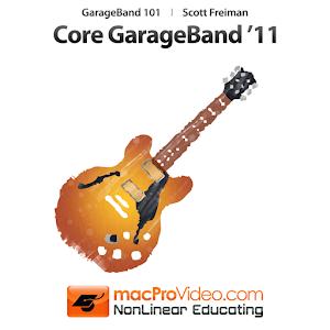 Garageband '11 101 音樂 App LOGO-APP試玩