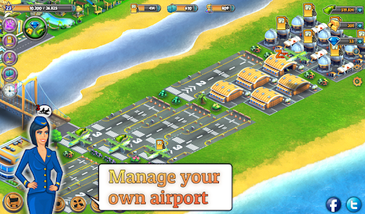 City Island: Airport 5