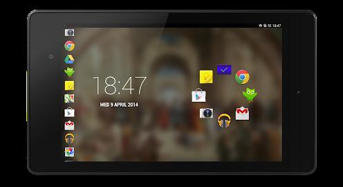 Glovebox - Side launcher Screenshot 1