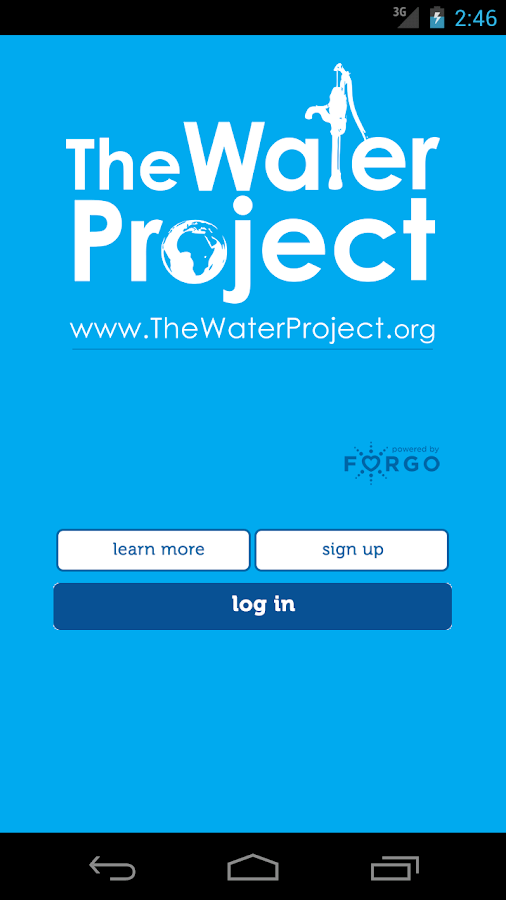 The Water Project - screenshot