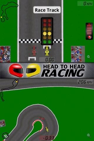 Head To Head Racing- screenshot