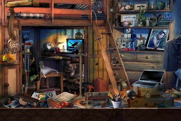 Stone House Hidden Object Game - screenshot