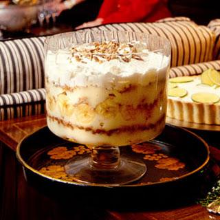 Banana Pudding Trifle.