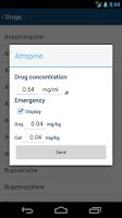 Screenshot of Vet Calculator Plus