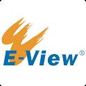 mE-View logo