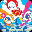 Skip Bunny Paradise [SQTheme] logo