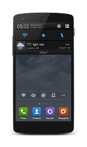 3D Parallax Weather v1.4
