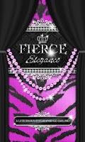 Screenshot of Luxury Theme Purple Tiger SMS★