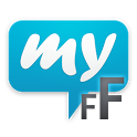 mysms - Large Font Theme icon