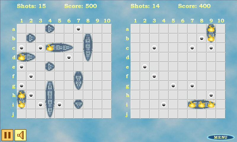 Sea Battle- screenshot