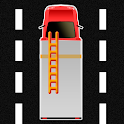 fire truck game icon