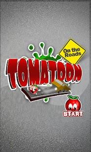 Tomatoon on The Roads- screenshot thumbnail
