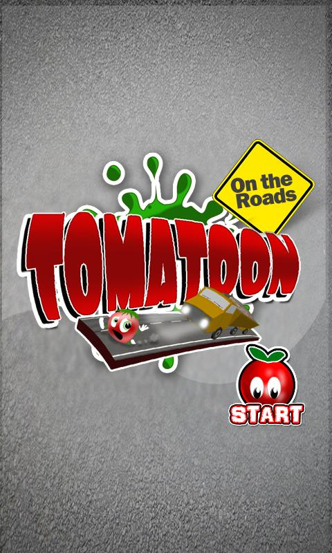 Tomatoon on The Roads - screenshot