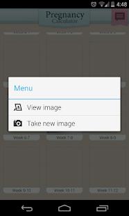 Pregnancy Calculator - screenshot thumbnail