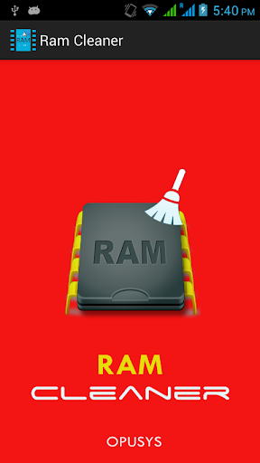 Ram Cleaner- Speak