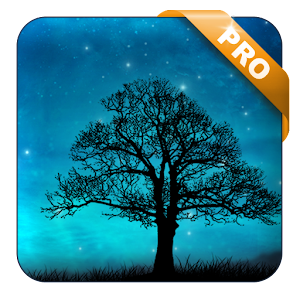 Dream Night Pro Live Wallpaper Icon do Aplicativo