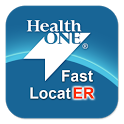 HealthONE Fast LocatER icon