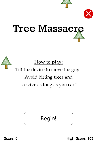 Tree Massacre