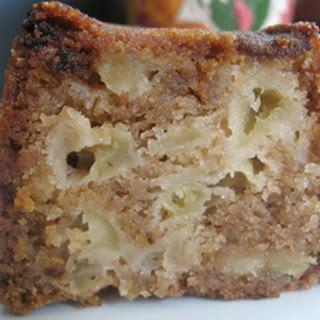 Deep South Apple Cake