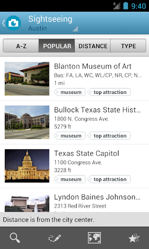 Texas Travel Guide by Triposo  screenshots 5