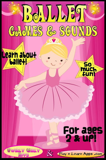 Ballet Toddler Games Sounds