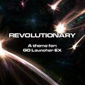 Revolutionary – GO Launcher EX logo