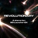 Revolutionary – GO Launcher EX logo