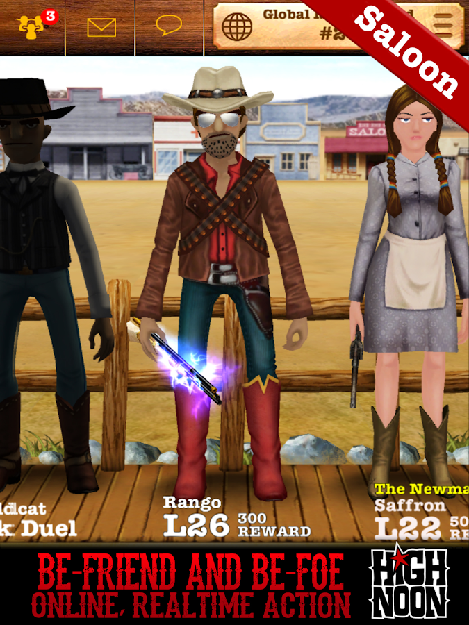 High Noon™- screenshot