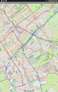 Toulouse Street Map - screenshot thumbnail