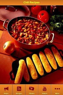 Chili Recipes FREE - screenshot thumbnail