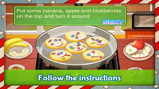 玩免費教育APP|下載American Pancakes–cooking game app不用錢|硬是要APP