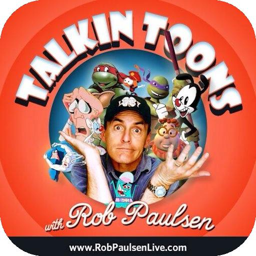 Talkin' Toons LOGO-APP點子