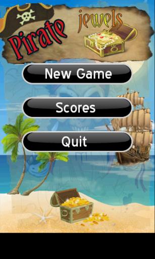 Pirate Jewels Game