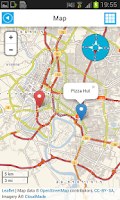 Screenshot of Thailand Offline Map
